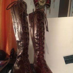 Dansko Penelope Boots Size 38